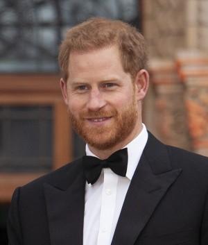 15日に37歳の誕生日を迎えたヘンリー王子