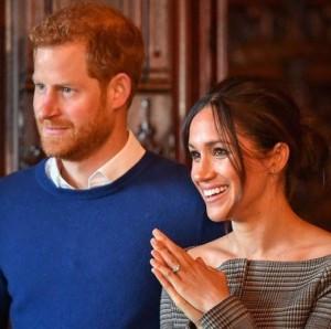 ニューヨークに3日間滞在予定のヘンリー王子とメーガン妃(画像は『The Duke and Duchess of Sussex 2019年6月27日付Instagram「TRH The Duke and Duchess of Sussex are excited to announce that they have been asked to carry out a tour to Southern Africa this autumn.」』のスクリーンショット)