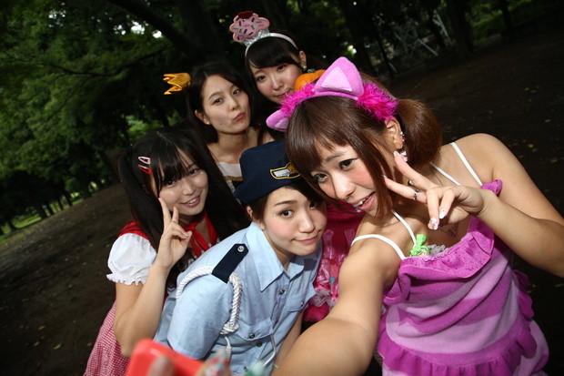 【ハロウィンラン】かわいすぎるコスプレ撮影会&860個のカボチャお化けも!? 日本初開催決定