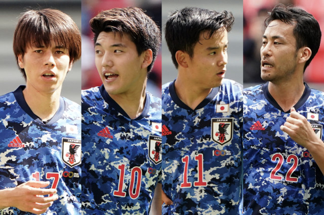 東京五輪へ臨むU−24日本代表が発表された [写真]=Getty Images