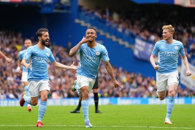 チェルシーとマンチェスター・Cが対戦した [写真]=Manchester City FC via Getty Images