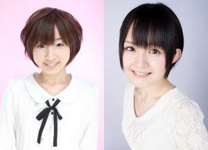 声優・洲崎綾と西明日香のラジオ番組『洲崎西』テレビアニメ化決定