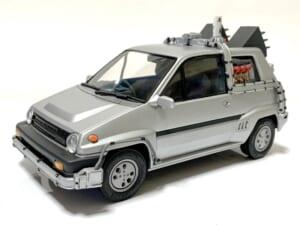 もしも「デロリアン」が日本車だったら?「ホンダ・シティのタイムマシン」