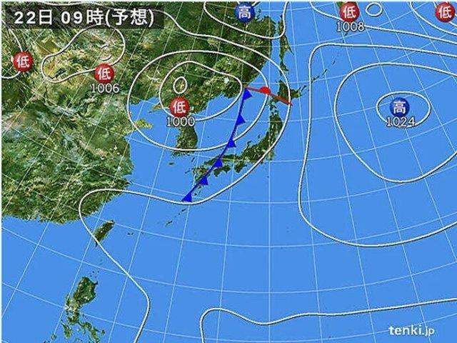 東海地方 今夜 中秋の名月が見られる地域は? あす22日は広い範囲で雨