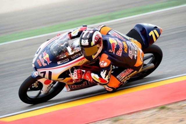 MotoGP:佐々木歩夢がバスティアニーニの代役でMoto3クラスに急きょ参戦