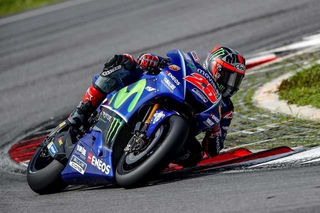 MotoGP:セパンテスト3日目/ヤマハのマーベリック・ビニャーレスが総合トップに