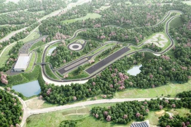 千葉県木更津市に建設されていた『ポルシェ・エクスペリエンスセンター東京』のオープン日が10月1日に決定