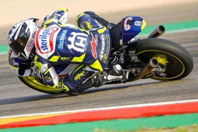 2021年MotoGP第14戦サンマリノGP Moto3クラス:ロマーノ・フェナティ(Sterilgarda Max Racing Team)