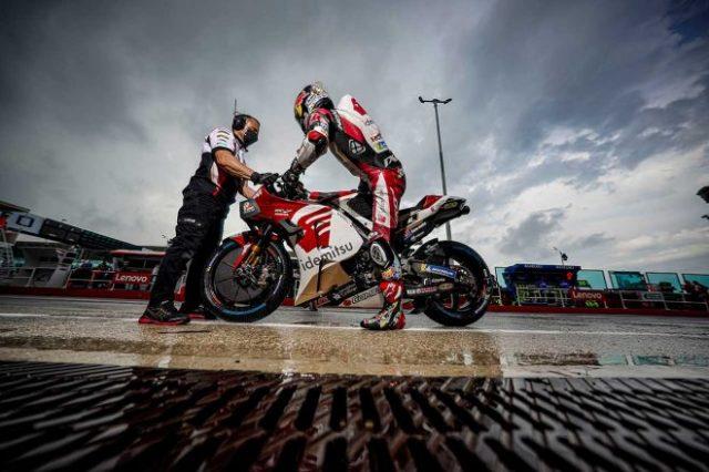 2021年MotoGP第14戦サンマリノGP 中上貴晶(LCRホンダ・イデミツ)