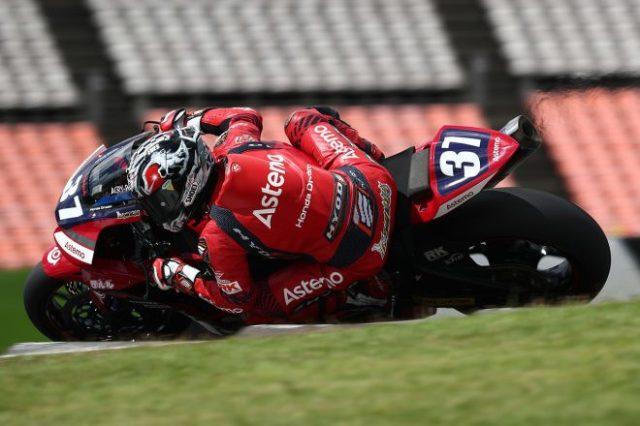渡辺一馬(Astemo Honda Dream SI Racing)/2021年全日本ロード第7戦オートポリス ST1000 予選