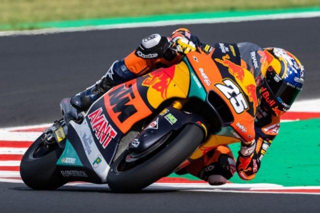2021年MotoGP第14戦サンマリノGPGP Moto2クラス:ラウル・フェルナンデス(Red Bull KTM Ajo)