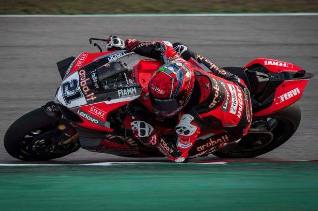 2021年SBK第9戦カタルーニャ:マイケル・ルーベン・リナルディ(Aruba.it Racing - Ducati)
