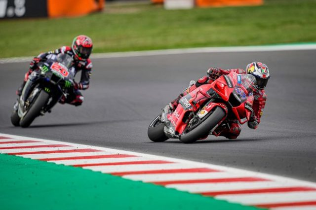 MotoGP第14戦サンマリノGP決勝レース