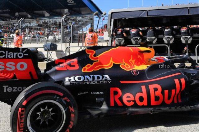 2021年F1第13戦オランダGP マックス・フェルスタッペン(レッドブル・ホンダ)