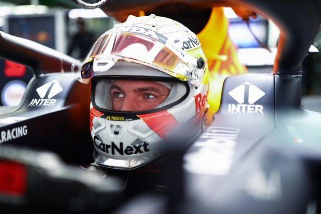 2021年F1第15戦ロシアGP マックス・フェルスタッペン(レッドブル・ホンダ)