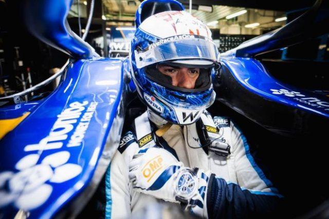 2021年F1第15戦ロシアGP ニコラス・ラティフィ(ウイリアムズ)