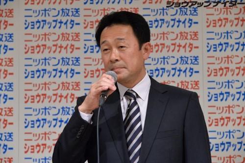 ニッポン放送ショウアップナイターで解説を務める川相昌弘氏