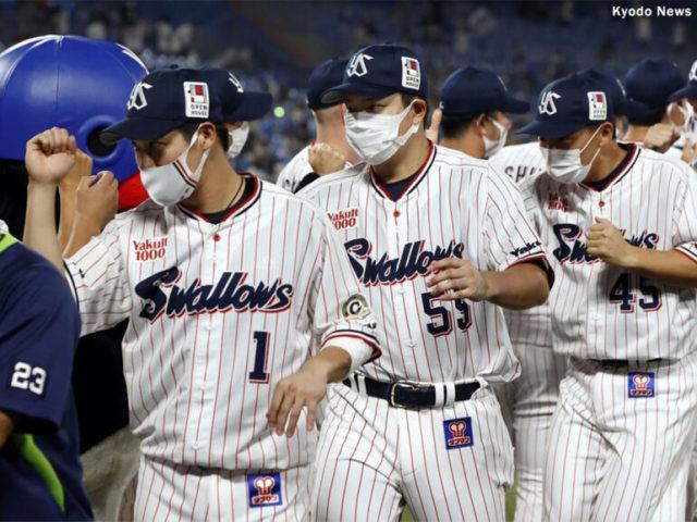 セ・リーグを制するのは? (C) Kyodo News