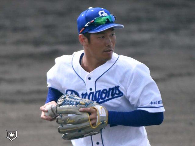 中日・京田陽太