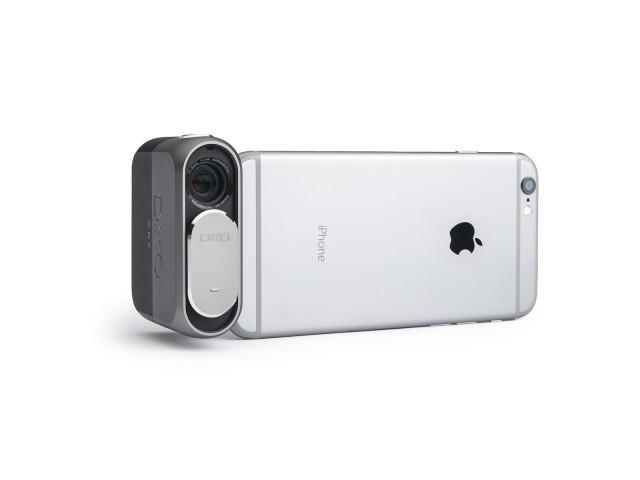 iPhoneでデジタル一眼レフのような写真が撮れる「DxO ONE」