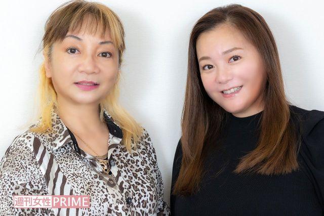 岩井志麻子と華原朋美