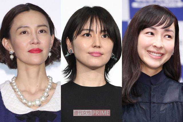 木村佳乃、長澤まさみ、麻生久美子