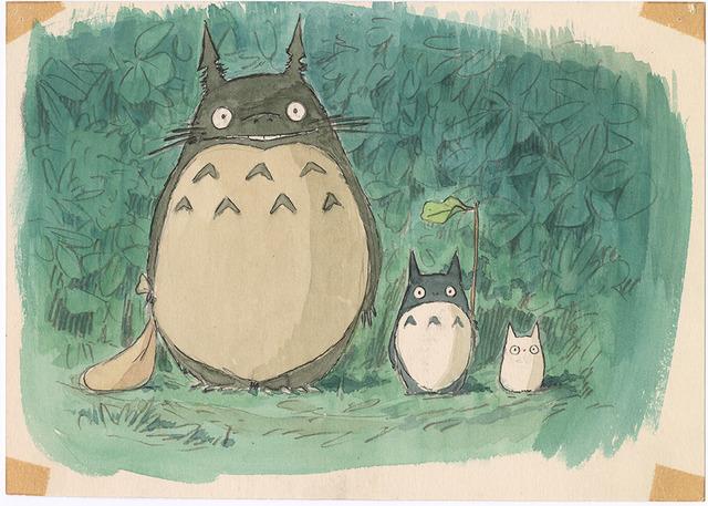 『となりのトトロ(1988)』(C) 1988 Studio Ghibli
