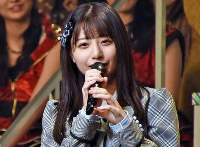 AKB48・鈴木優香 (C)ORICON NewS inc.