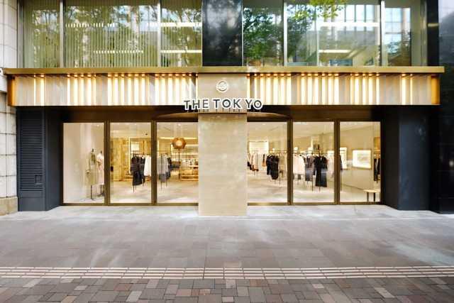 「ザ トウキョウ」丸の内店外観                    Image by: TOKYO BASE