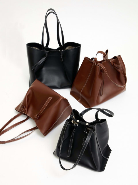 「KNOT TOTE シリーズ」                    Image by: STUDIOUS
