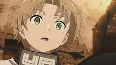 TVアニメ「無職転生 〜異世界行ったら本気だす〜」第2クールの新たなPVより。